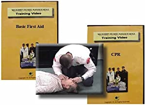 Basic First Aid and CPR Training DVDs