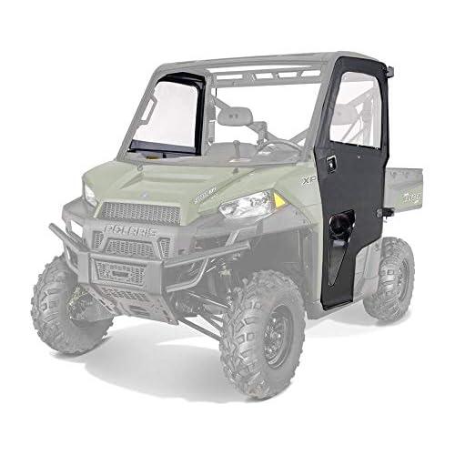 Polaris Ranger 570 Fullsize 2015-2016 Black Soft Top Roof QuadGear