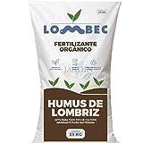 Suinga ABONO Fertilizante ORGANICO Humus DE LOMBRIZ,...