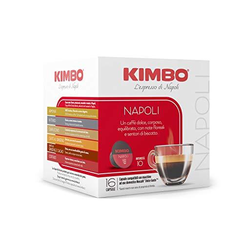 Kimbo Caffè Napoli - 96 capsule