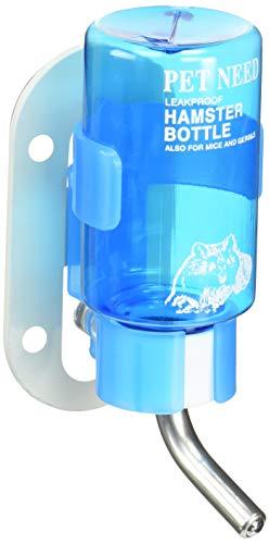 ハムスター用 ペットニード 給水器タイニ(80cc) ウォーターボトル 水飲み器 国産