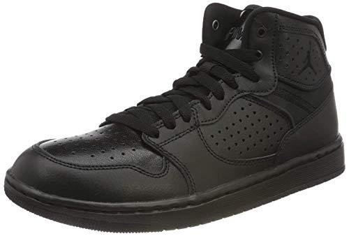 Nike Herren Jordan Access Basketballschuh, Schwarz, 48.5 EU