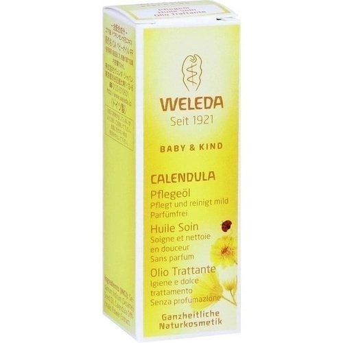 Calendula Pflegeöl Unparfüm.baby für