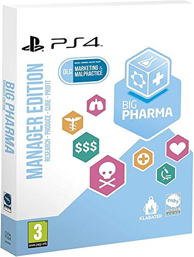 Big Pharma - Manager Edit