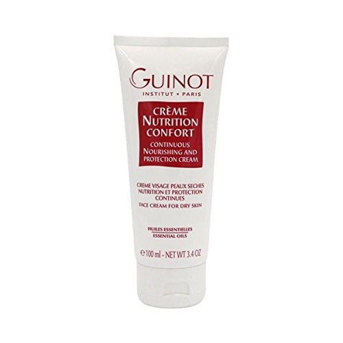 Guinot Creme Nutrition Confort Continuous Nourishing and Potection Cream 100ml (Salon Size)