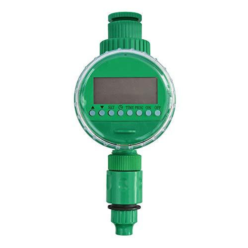 JuneJour Bewässerung im Garten Automatisch Timer Bewässerung Timer Schlauch Wasserhahn Timer LCD Display 1 STK