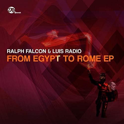 Luis Radio & Ralph Falcon