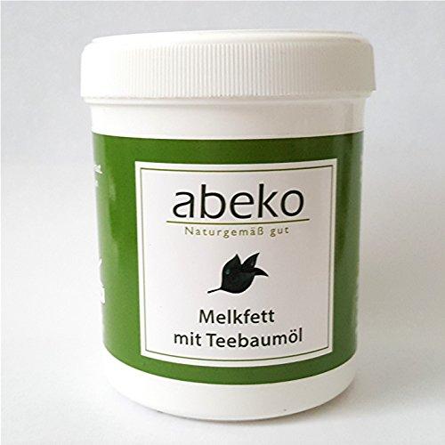 abeko Melkfett mit Teebaumöl 250ml