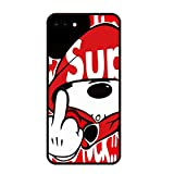 iphone 7plus/iPhone 8plus アイフォン ケース ストラップホール 付き おもしろ デザイン 可愛……