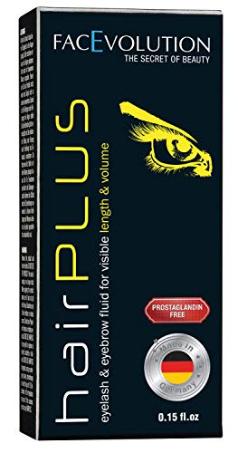 Hairplus Wimpern- & Augenbrauen - Fluid 4,5ml