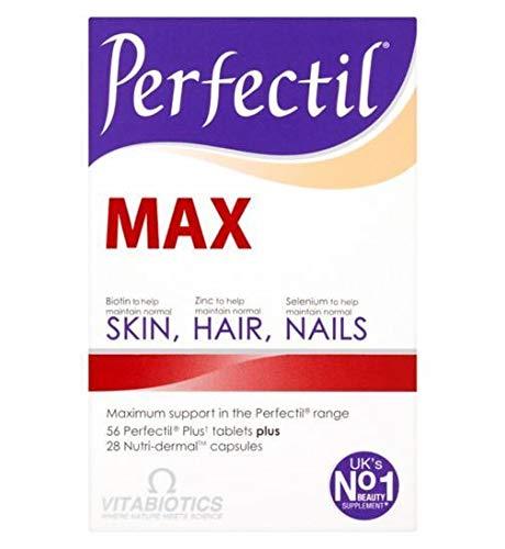 Vitabiotics Perfectil Max - 84 Tablets - 2 Pack