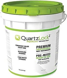 Bostik QuartzLock2 Grout 120 High White 9 lbs.