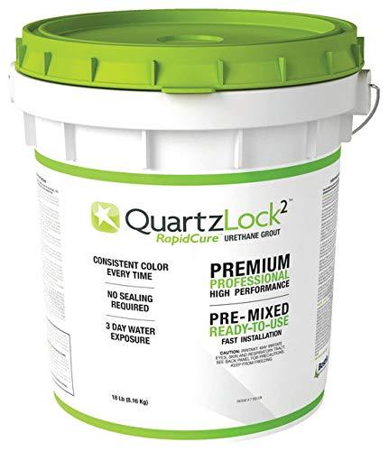 Bostik Quartzlock2 Urethane Based Grout (18lbs, 550 Olive)