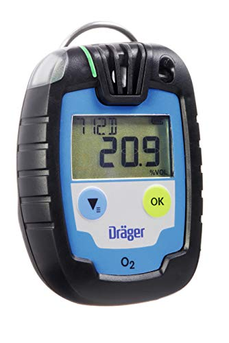 Dräger Gaswarngerät Pac® 6000 O2 (8326322) + UNIVERSAL PRÜFBONUS