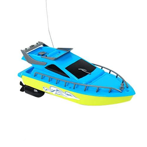 Eariy Twin Motor Hochgeschwindigkeitsboot Einfach zu bedienendes ferngesteuertes Schiffsspielzeug Für Kinder,Einfach zu verwenden