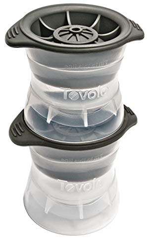 Stackable Round Molds for Ice