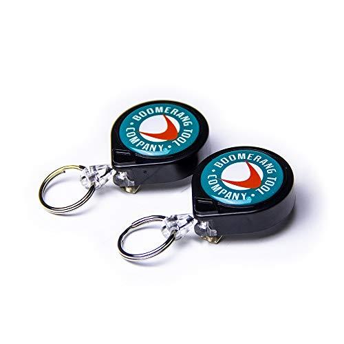 Boomerang Angeln Zinger Duo, 91,4cm Nylon Kordel, Split Ring Endfitting, Clip Befestigung