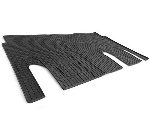 kh Teile Gummimatte Vito V-Klasse W447 Gummi Fußmatte, 1.Sitzreihe Fahrgastraum