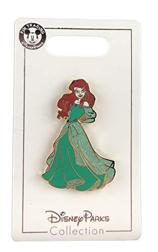WDW Pin - Glitter Dress Princess - Ariel - Human