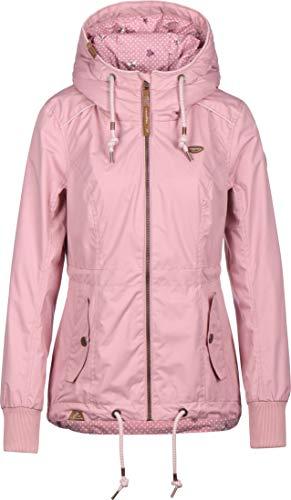 Ragwear Danka W Regenjacke pink