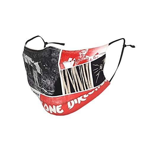 One Direction Midnight Memories Unisex anticontaminación nariz máscara facial polvo nariz máscara facial máscara facial