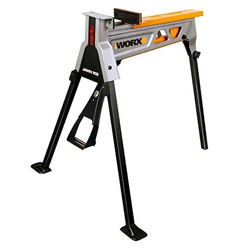 WX060.1 Worx - Jawhorse® tragbaren Arbeitsplatz mit Schraubstock.