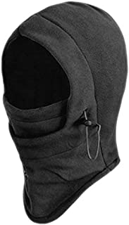 ADIR DIRECT Multipurpose Unisex Hypo-Allergenic Balaclava Thermal Fabric Soft Breathable Lining Face Ski Mask