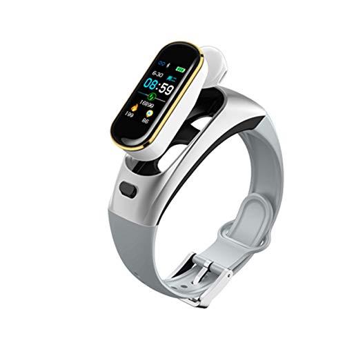 FPP Smartwatch Tiene Un Brazalete Inteligente para Vigilar La Presión Arterial Y La Presión Arterial, para Recibir Llamadas Telefónicas Y Monitorear La Pantalla De Color.