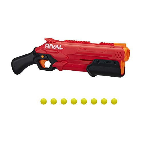 The Nerf Rival Takedown available on Amazon