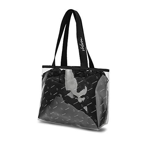 Volcom Evastone Tote - Damen Handtasche - Black