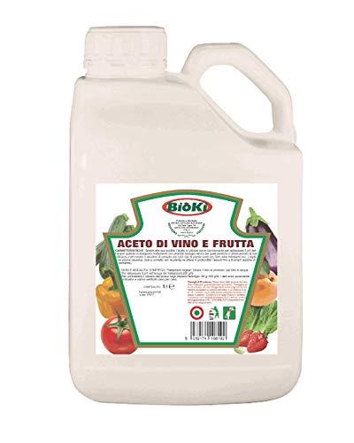 Bioki Aceto Concentrato Naturale per Agricoltura Bio