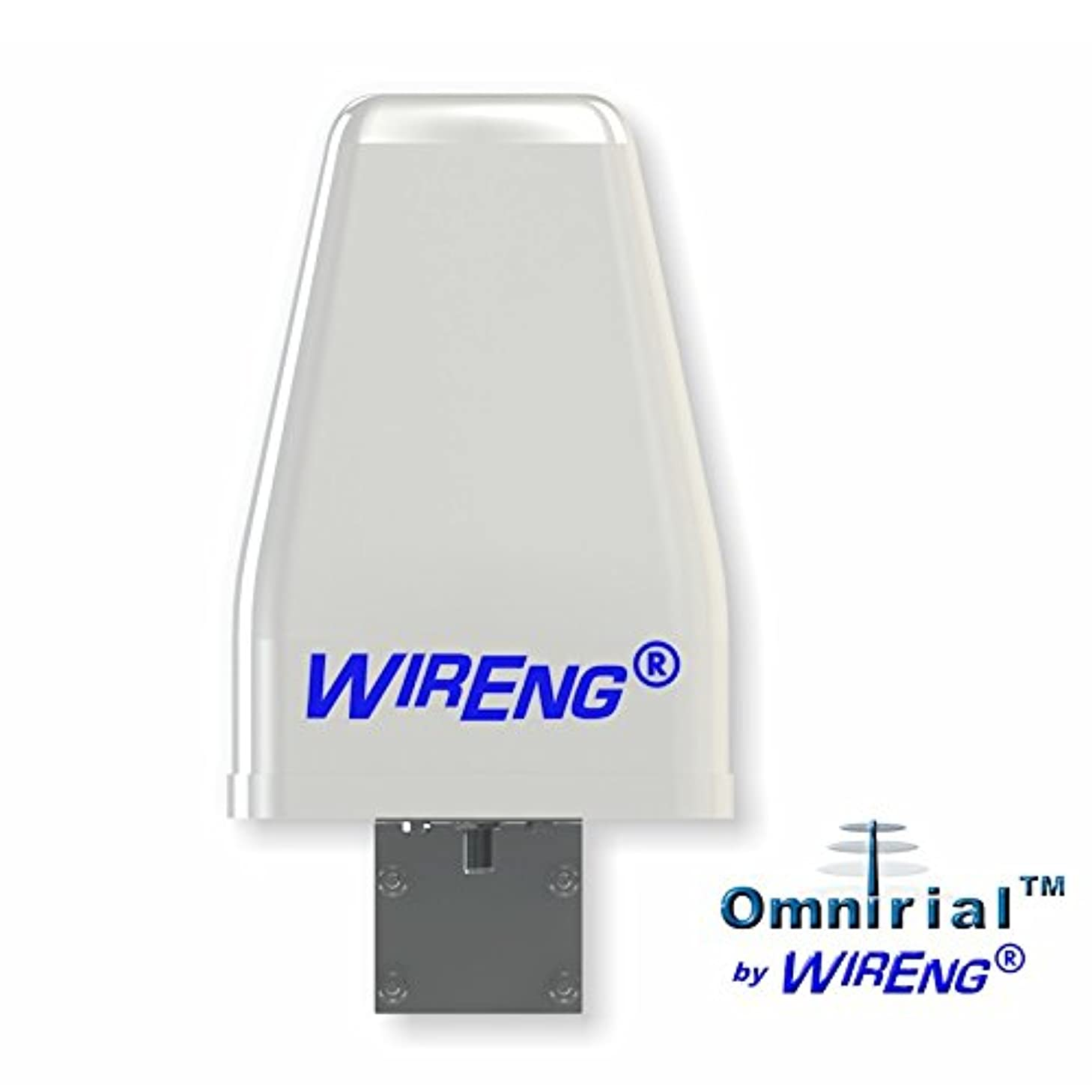 Omnirial? Antenna for Verizon U720 Modem Fully Enclosed Outdoor Omni apjgr788549797