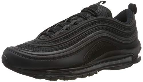 Nike Air MAX 97, Zapatillas de Deporte para Hombre, Negro (BlackBlackWhite 001), 43 EU