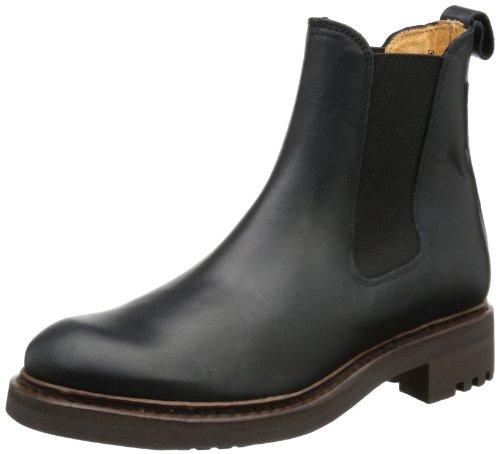 Aigle Damen Monbrison Chelsea Boots Schwarz (Black 9) 36 EU
