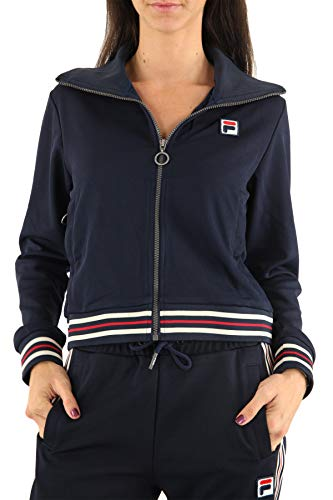 Fila Women LEVIDWEN Track Jacket col. 170 Black Iris 687293 (S)