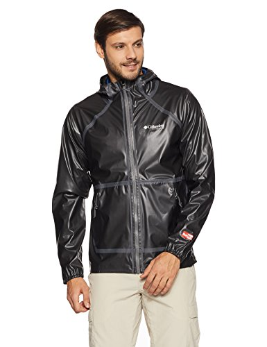 Columbia Men s OutDry Ex Reversible Rain Jacket Black L