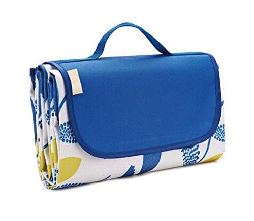 Outdoor Beach Blanket/Poche Compact étanche et Preuve Sable Mat pour Le Camping, randonnée, Pique-Nique #41