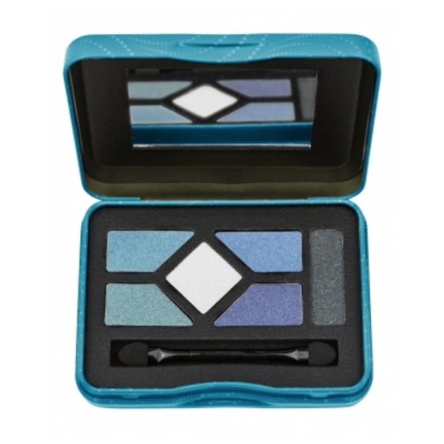 クレーンアプローチ小数(3 Pack) LA Girl Inspiring Eyeshadow Palette - Fabulous & Fearless (並行輸入品)
