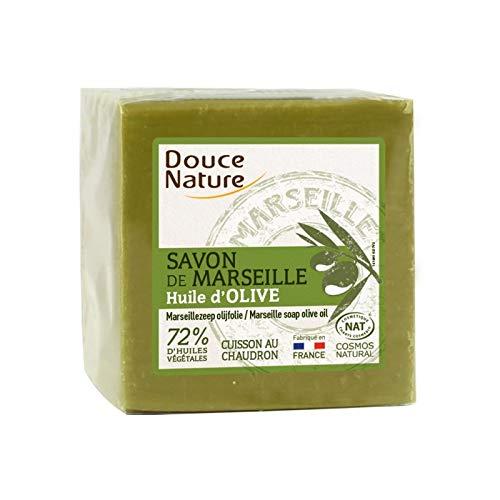 Douce Nature - Savonnette marseille olive 100gr douce nature