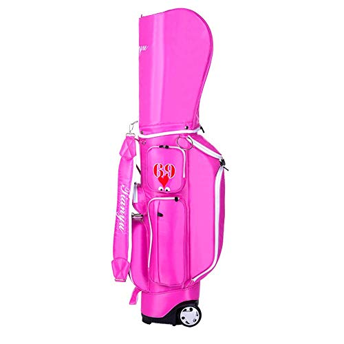 Buy YAOSHIBIAN- Lightweight Golf Stand Bag Waterproof Golf Carry Bag Large Capacity Golf Club Bag wi...
