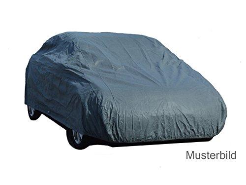 Autoplane Outdoor passend für VW EOS Abdeckplane Autogarage Schmutzabweisend Wasserabweisend für Winter & Sommer