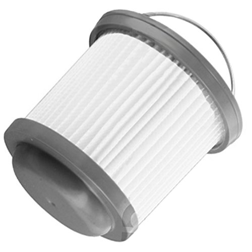 Spares2go Plissierter Hauptfilter für Black & Decker Handstaubsauger Dustbuster
