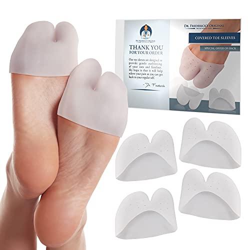 Dr. Frederick's Original Toe Protectors with Metatarsal...