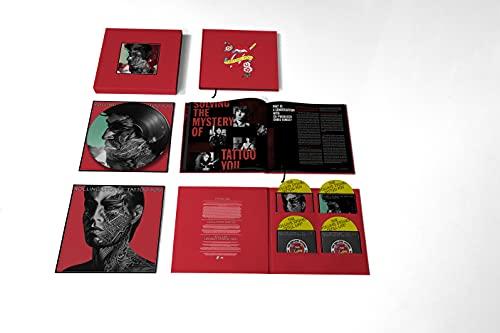 刺青の男 40周年記念エディション スーパー・デラックス4CDボックス・セット(完全生産限定盤)(4SHM-CD+RECORD)