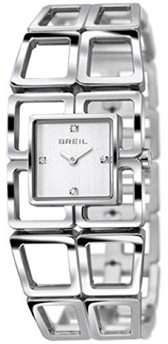 Breil Reloj B Glam Plateado