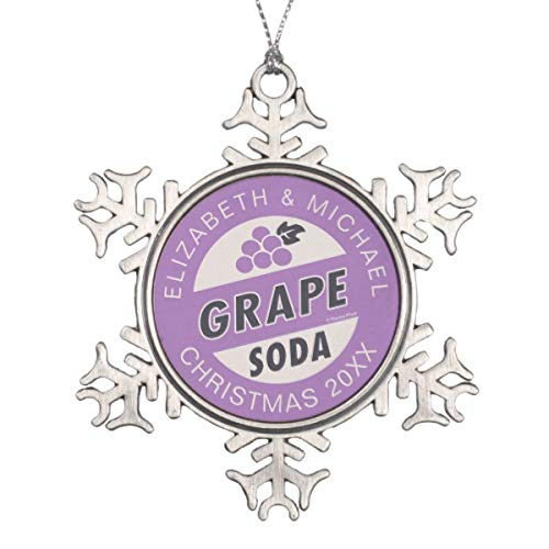 Yilooom Disney Pixar Up Wedding | Grape Soda Hanging Decoration Ornament Special Keepsake Art Display - 3