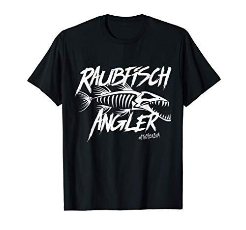 Raubfischangler, Hechtfischen, Zander T-Shirt
