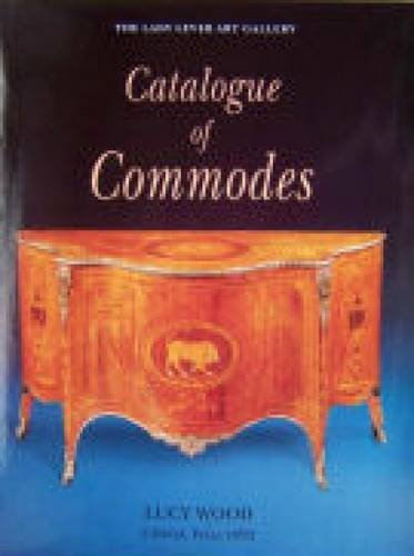 LADY LEVER:CATALOGUE OF COMMODES-HB