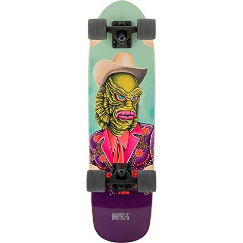 Unbekannt Landyachtz Skateboard Dinghy Creature Cruiser, 20,3 x 71,9 cm
