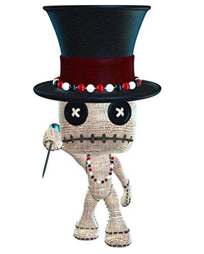 Vinyl Stickers Voodoo Vudoo Vudu Doll